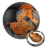 Ebonite Cyclone Bowling Ball-...