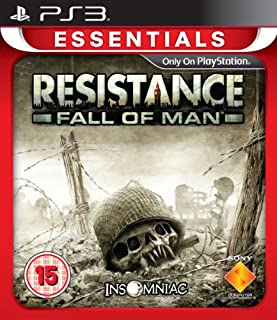 Resistance Fall Of Man Game (Essentials) PS3
