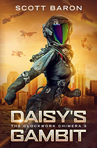 Daisy's Gambit by Scott Baron ebook deal