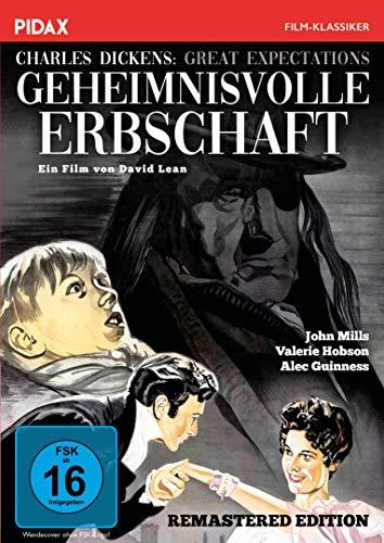 Charles Dickens: Geheimnisvolle Erbschaft - Remastered Edition (Great Expectations) / Preisgekrönte Literaturverfilmung mit Starbesetzung (Pidax Film-Klassiker)