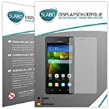 4 x Slabo Bildschirmschutzfolie für Huawei G Play Mini Bildschirmfolie Schutzfolie Folie Zubehör