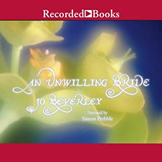 An Unwilling Bride audiobook cover art