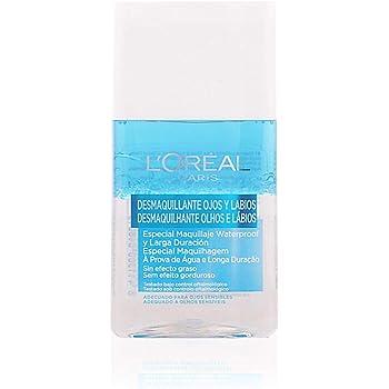 FIND - Desmaquillador de ojos suave sin aceite (4x 150 ml): Amazon ...