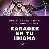 Grandes Pistas Para Que Cantes Como Emmanuel, Raphael y Nino Bravo, Vol. 1