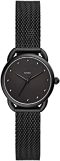 Fossil Women's ES4489 Analog Quartz Black Watch