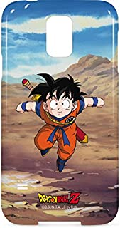 Skinit Lite Phone Case for Galaxy S5 - Officially Licensed Dragon Ball Z Dragon Ball Z Young Gohan Design