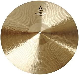 Istanbul Mehmet Cymbals Jazz Series N-CR19 Nostalgia Crash Ride 19-Inch Cymbal