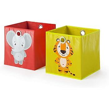 Inter Link Faltbox Aufbewahrungsbox Korb Regalbox Faltkiste Im Disney Frozen Stil Amazon De Kuche Haushalt