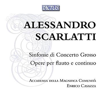 Scarlatti: Sinfonie di concerto grosso