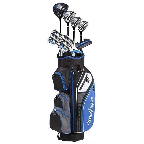 MacGregor Golf DCT3000 Premium Mens Golf Clubs Set