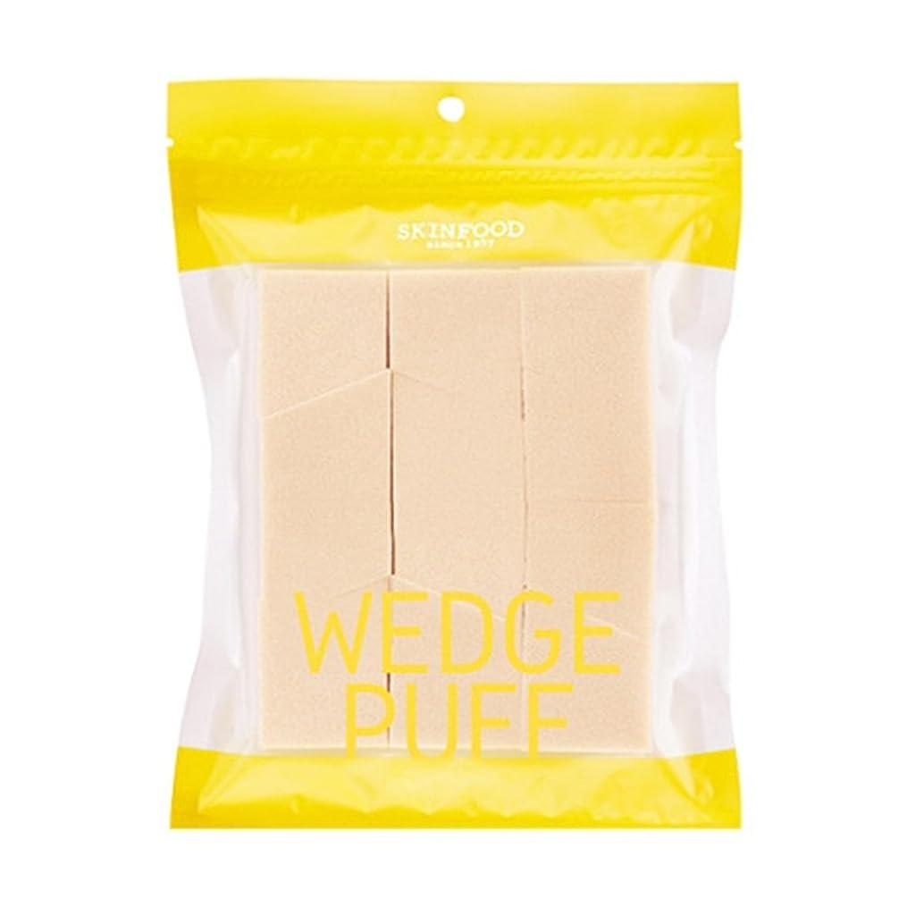 紛争内部誤解を招く[2016 New] SKINFOOD Wedge Puff Sponge Jumbo Size (12pcs)/スキンフード ウェッジ パフ スポンジ ジャンボサイズ (12個入り)