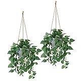 Hanging Plant Artificial Hanging...