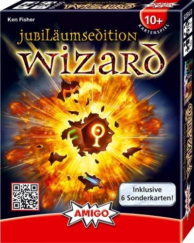 Wizard Jubiläumsedition 2016 - Amigo 01605