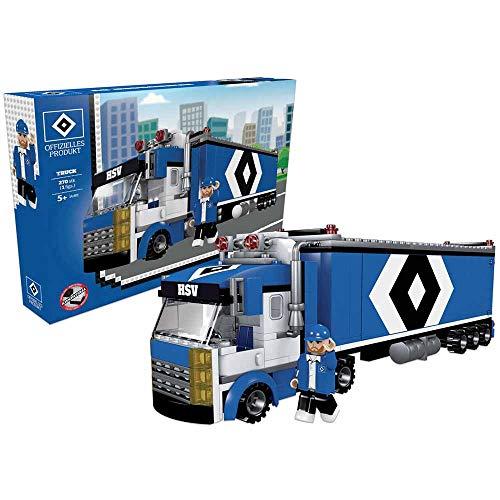 Hamburger SV HSV Truck Bausteine/Bausatz