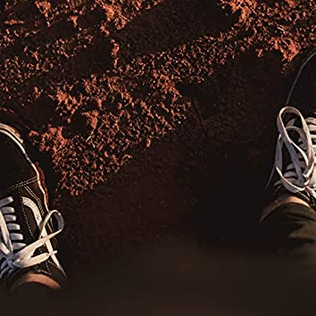 Wearing Sneakers Out in the Country