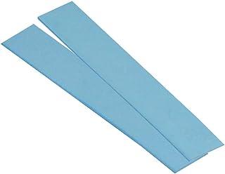 ARCTIC Thermal Pad, 2er Pack (120 x 20 x 0,5 mm)   Exzellente Wärmeleitung durch Silikon und speziellen Füller, geringe Härte, idealer Gap Filler, sehr einfache Installation, sichere Handhabung   Blau