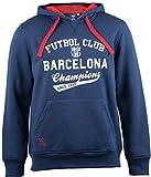 FC Barcelona - Sudadera con capucha del Barça (talla de adulto,...