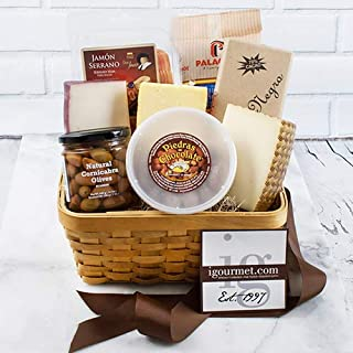 spanish gift basket