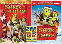 Shrek the Halls & Shrek the Third [DVD]