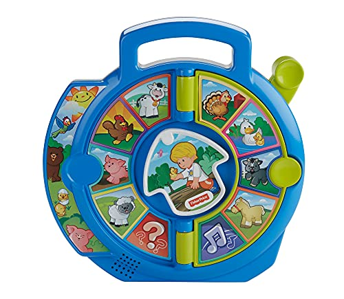 Fisher-Price World of Animals See 'n Say