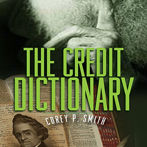 The Credit Dictionary audiobook cover art