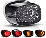 SUNPIE Motorcycle LED Tail Light Turn Signal for Harley Fatboy Heritage Sportster 883 Dyna Road King Electra Glide Nightster Street Bob FLHR FLHRCI FXD Night Train Rear Brake Park Light