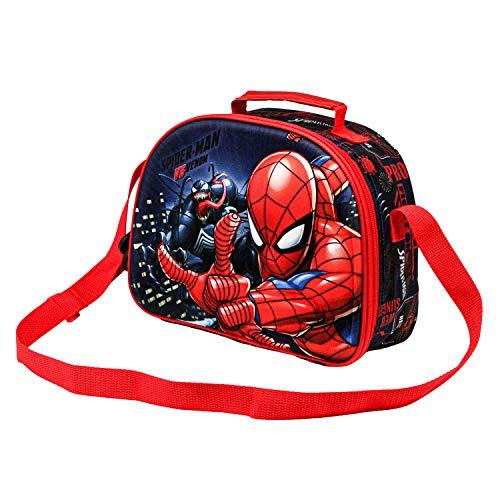 Spiderman Versus-Sac à Pique-Nique 3D