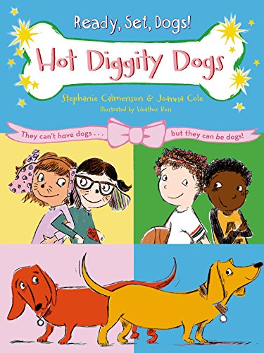 Hot Diggity Dogs (Ready, Set, Dogs!…