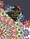 One Line a Day A Four-Year Memory Book: One-Line-a-Day - Four Year Journal - A Self-Discovery Daily Reflections Diary - Personal Time Capsule of 365 ... Giant 4 Years of Memories Notebook, 8,5 x 11'
