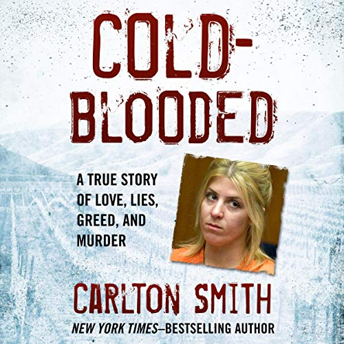 Cold-Blooded audiobook cover art