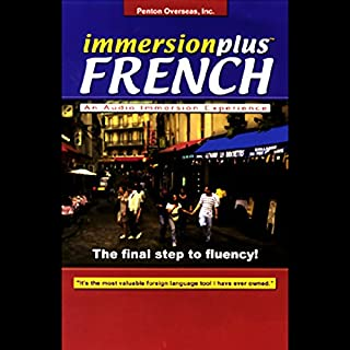 ImmersionPlus audiobook cover art
