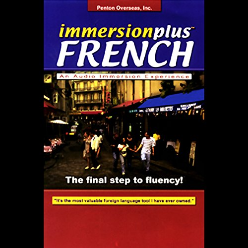 ImmersionPlus audiobook cover art