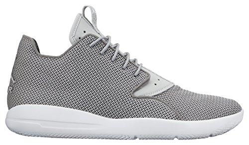 Nike Herren Jordan Eclipse Turnschuhe,grau/weiß,43EU