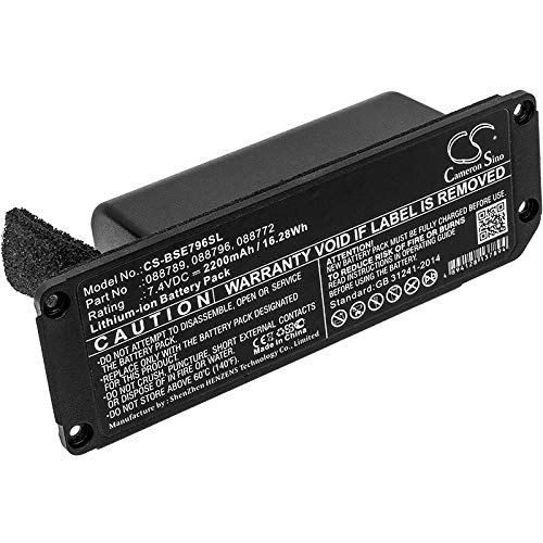 Replacement Battery for Bose 088796 Soundlink Mini 2 088772 088789