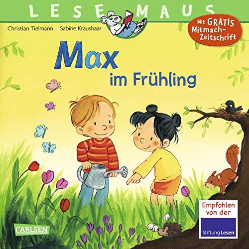 LESEMAUS 29: Max im Frühling (29)