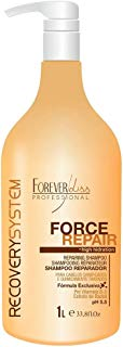 Shampoo Force Repair, FOREVER LISS, Amarelo