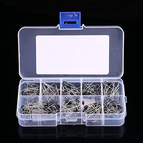 100X 10 Gleichrichterdiode Gleichrichter diode Schottky 1N4001-1N5819 Sortiment