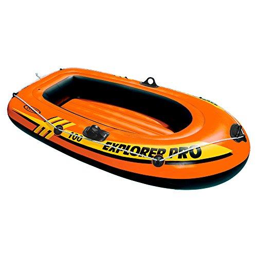 Intex Pro 100 Schlauchboot - 160 X 94 X 29 cm - Orange