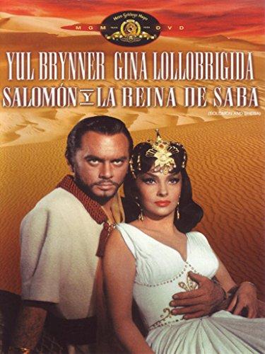 Salomón y la reina de Saba(Spagna) [DVD]