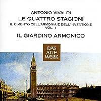 Vivaldi:The Four Seasons/Concertos by Il Giardino Armonico