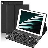 SENGBIRCH Custodia Tastiera per iPad 10.2, Custodia con Tastiera Italiano per iPad 10.2...