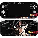 Skinit Decal Gaming Skin Compatible with Nintendo Switch Lite - Officially Licensed Dragon Ball Z Goku Portrait Design