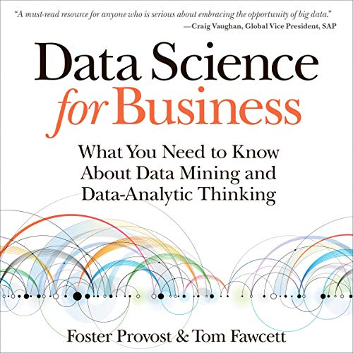 Data Science for Business cover art
