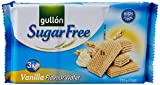 Gullon Zucker Frei Vanille Aroma Waffel Kekse 210g Packung