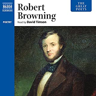The Great Poets: Robert Browning cover art