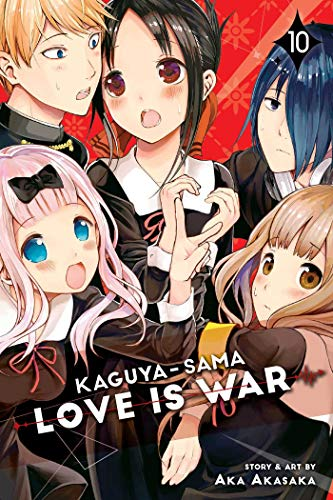 Kaguya-sama: Love Is War, Vol. 10 (10)