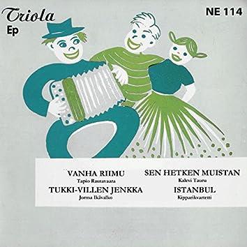 Tapio Rautavaara, Kipparikvartetti, Kalevi Tauru ja Jorma Ikävalko