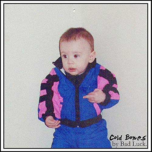 Album Art for Cold Bones (Limited Edition Crayola Melt Variant) by Bad Luck.