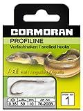 Cormoran PROFILINE Aalhaken brüniert Gr. 4 0,35mm