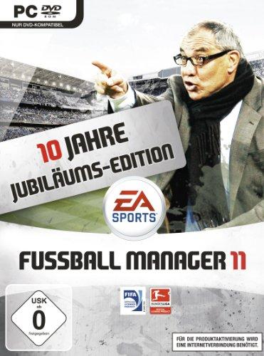 Fussball Manager 11 - Erfolg durch Teamplay, Tore und Taktik